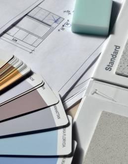 colour palettes for renovation