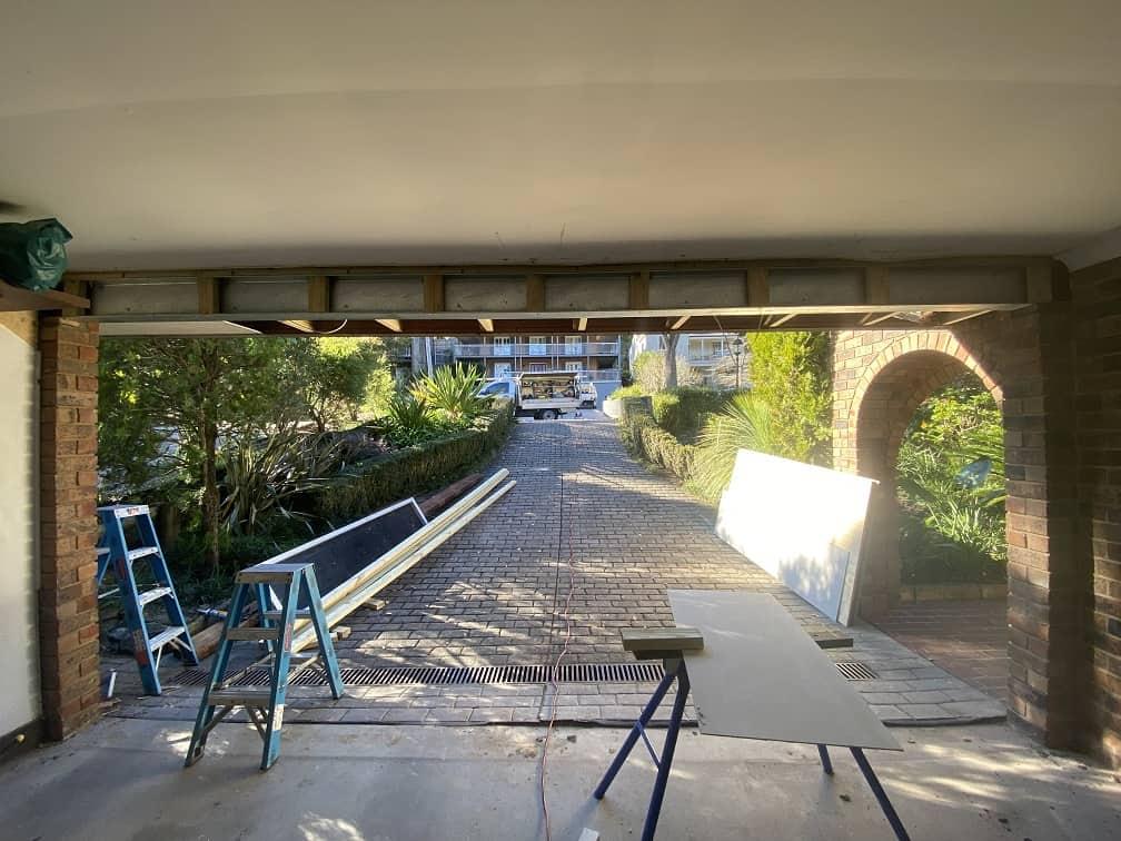 garage-door-alteration-wahroonga
